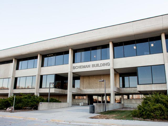Scheman Building